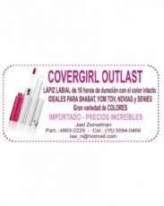 Maquillaje Covergirl Outlast