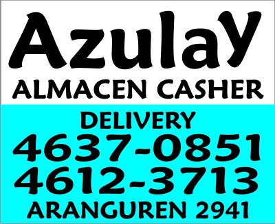 Azulay, almacén Casher
